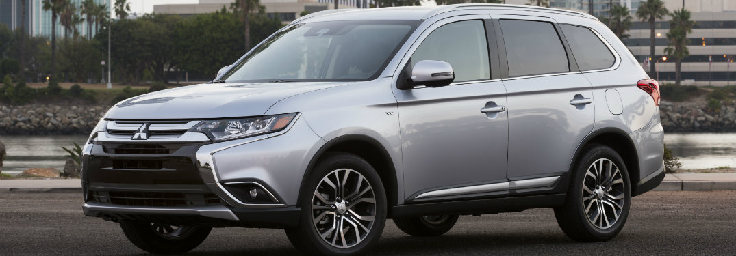 2017 Outlander Top Safety Pick+