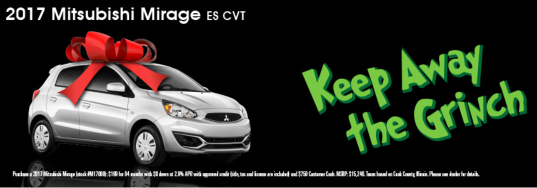 keep the grinch away sale continental mitsubishi