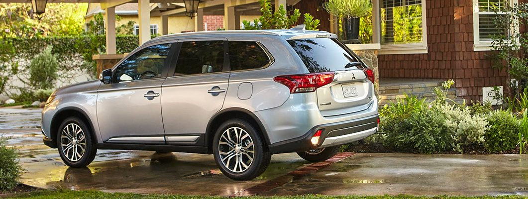 2017 Mitsubishi Outlander Engine Options