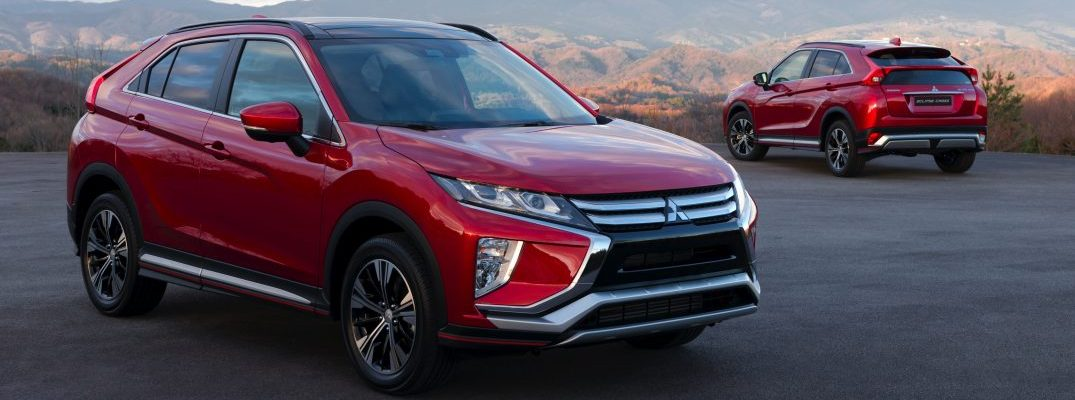 New 2018 Mitsubishi Eclipse Cross Compact SUV