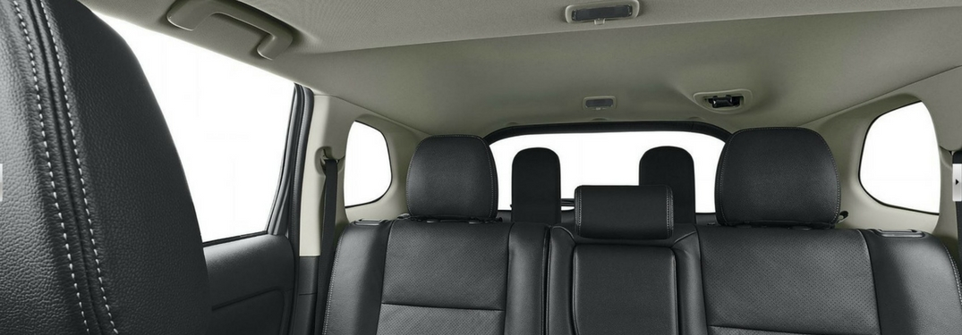 2018 mitsubishi outlander interior space and configurations - Mitsubishi outlander 2017 interior ...