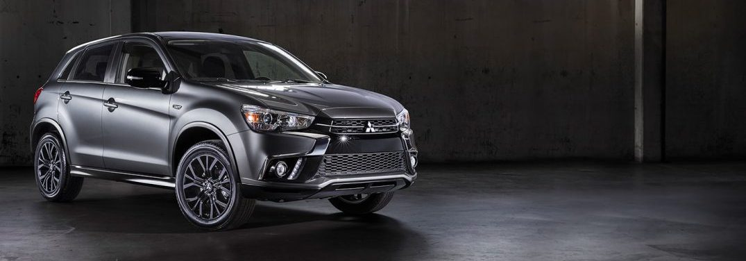 2018 Mitsubishi Outlander Sport Limited Edition offers standout styling and technology!