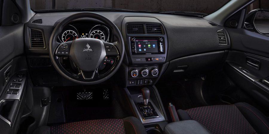 2018 Mitsubishi Outlander Sport Le Exclusive Features