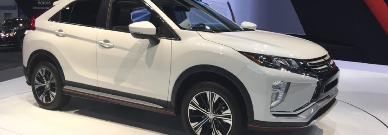 New Mitsubishi Models at the 2018 Chicago Auto Show