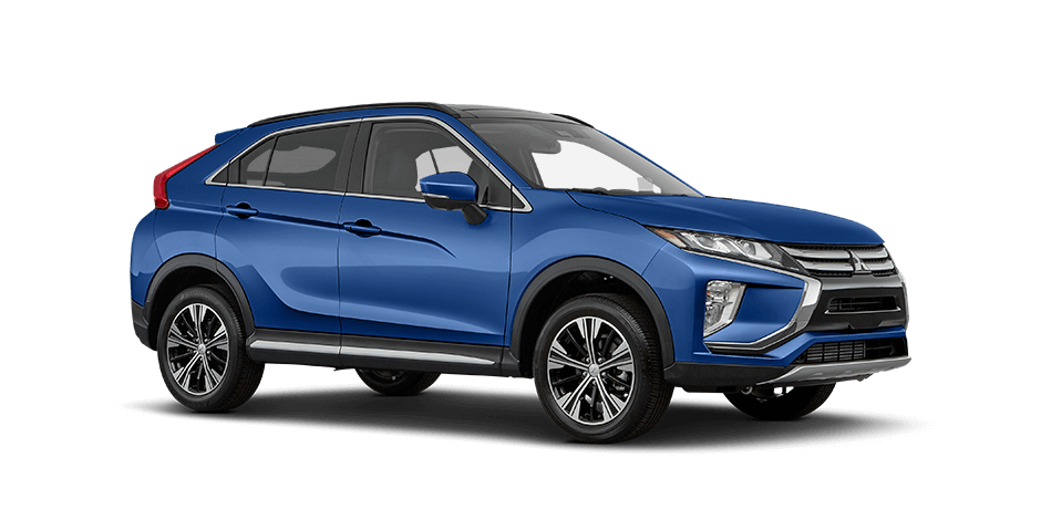 2018 Mitsubishi Eclipse Cross Exterior Color Options