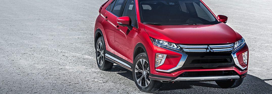 2019 Mitsubishi Eclipse Cross exterio front