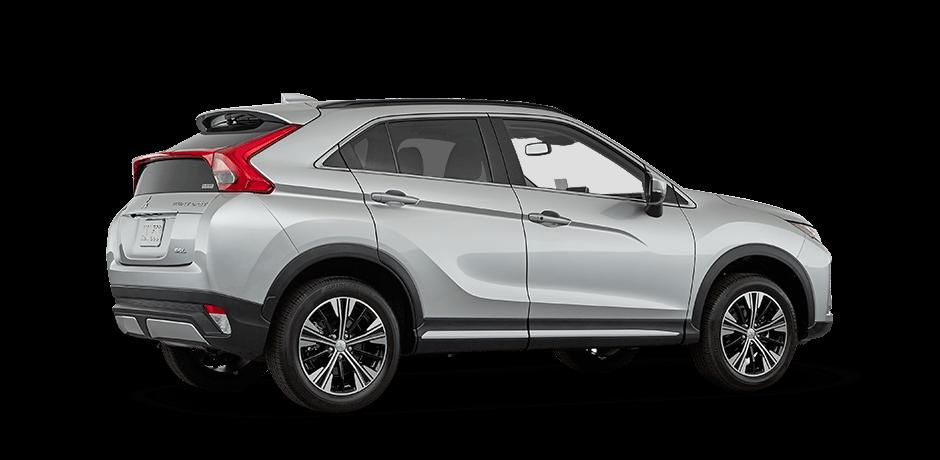 2019 Mitsubishi Eclipse Cross Alloy Silver Metallic