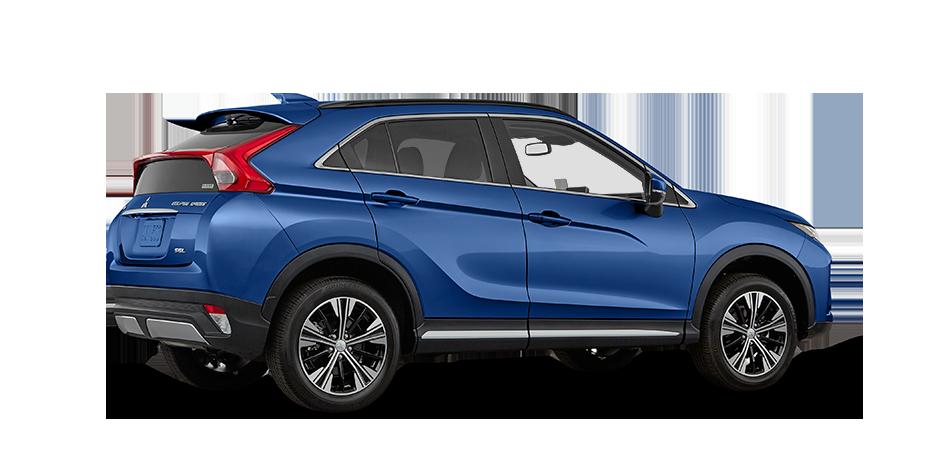 2019 Mitsubishi Eclipse Cross Octane Blue Metallic