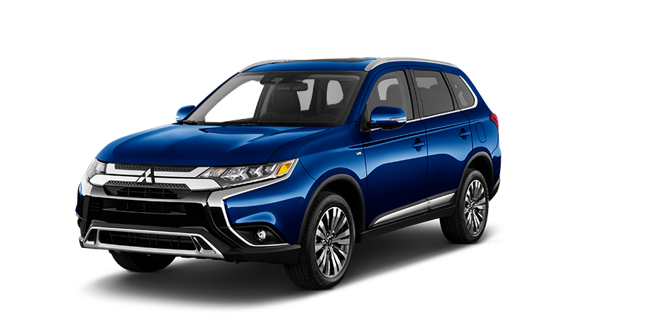 2019 Mitsubishi Outlander Cosmic Blue Metallic