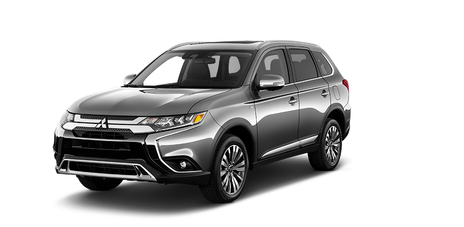 2019 Mitsubishi Outlander Mercury Gray Metallic