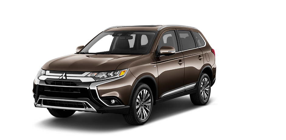 2019 Mitsubishi Outlander Quartz Brown Metallic