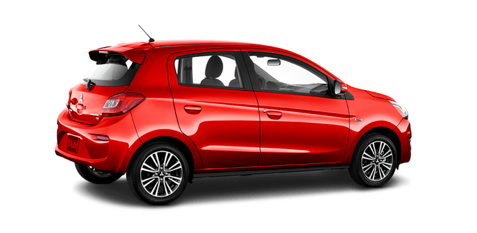 2019 Mitsubishi Mirage Infrared Metallic