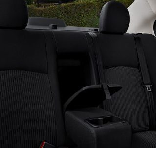 second row seating space in 2019 mirage g4