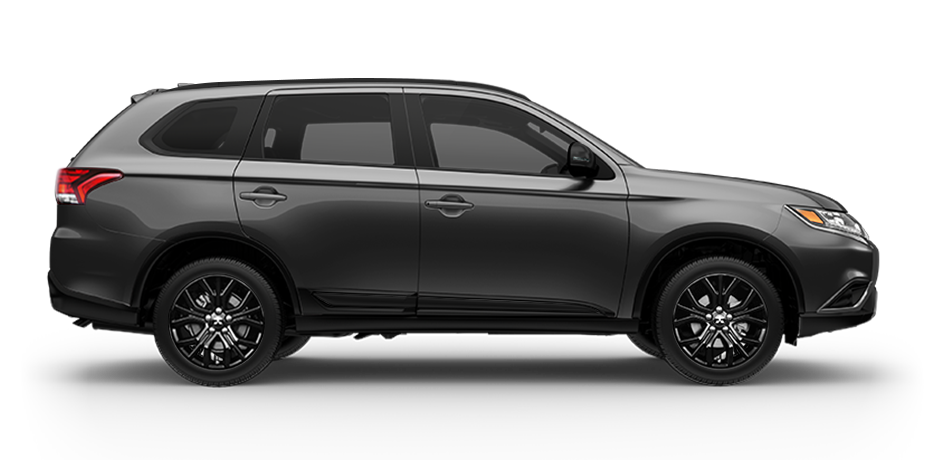 2019 Mitsubishi Outlander LE Mercury Gray Metallic
