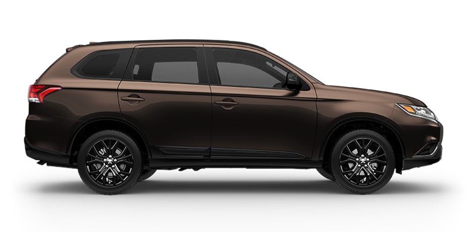 2019 Mitsubishi Outlander LE Quartz Brown Metallic