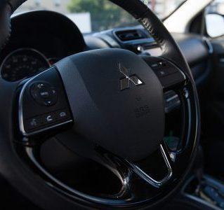 2019 mirage g4 interior steering wheel