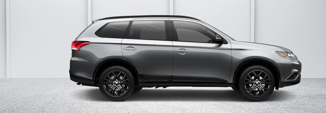 2019 Mitsubishi Outlander Limited Edition