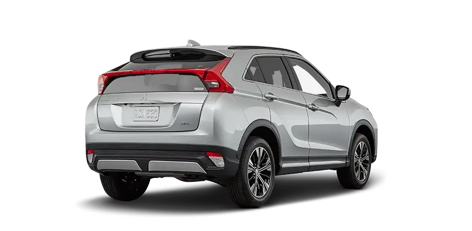 Alloy Silver Metallic 2020 Mitsubishi Eclipse Cross.
