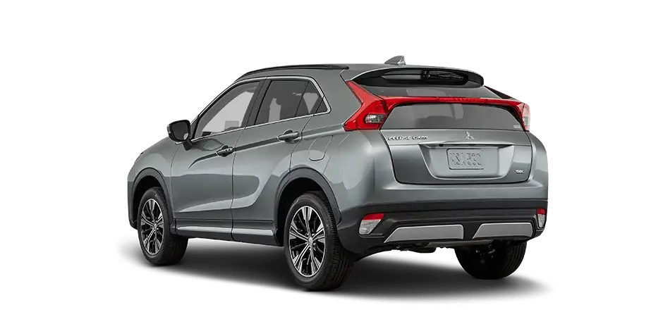 Mercury Gray Metallic 2020 Mitsubishi Eclipse Cross.