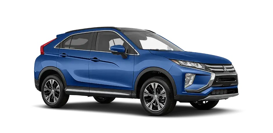 Octane Blue Metallic 2020 Mitsubishi Eclipse Cross.