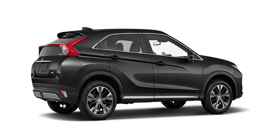 Tarmac Black Metallic 2020 Mitsubishi Eclipse Cross.