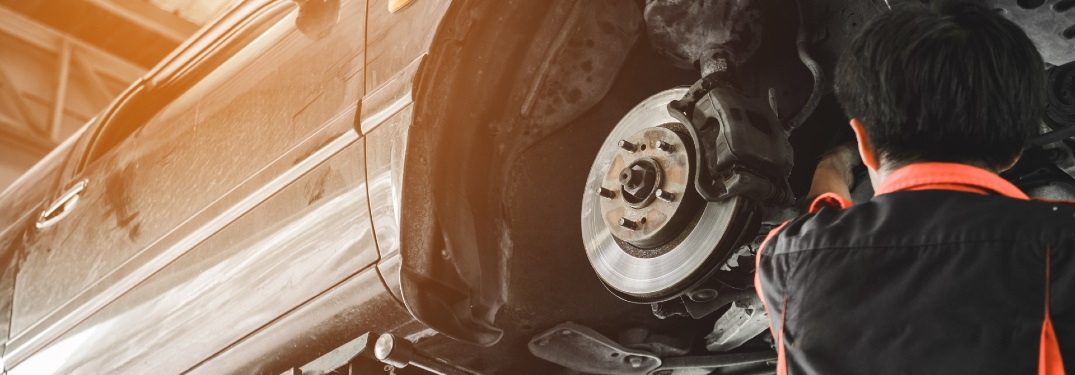 Where can I get my brakes replaced and checked at a discount near Chicago during January 2020?