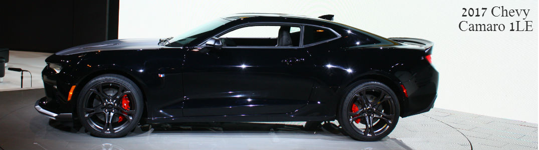 2017 chevy camaro 1le at the chicago auto show. Black Bedroom Furniture Sets. Home Design Ideas