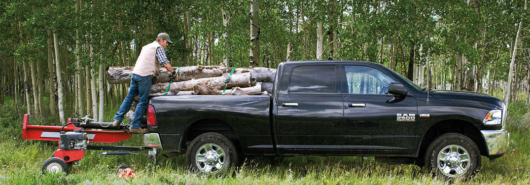 How Much Can the 2016 Ram 2500 Tow?