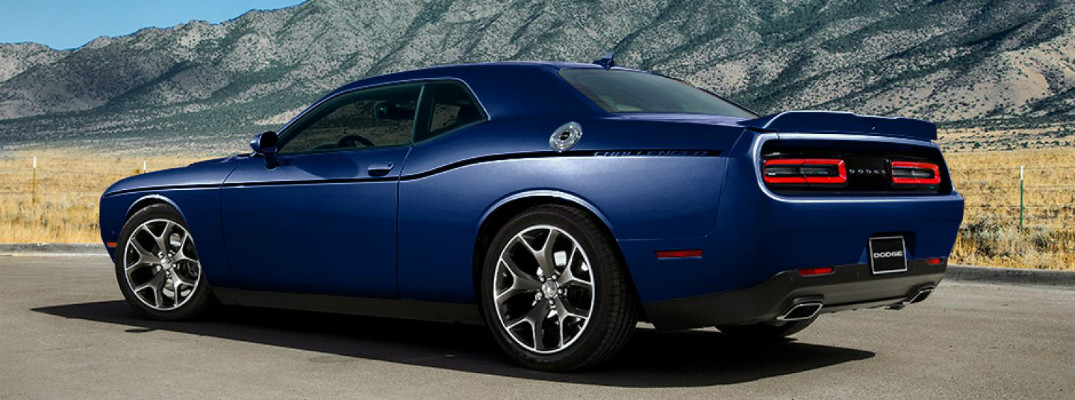 2017 Dodge Challenger GT Performance Features and Specs