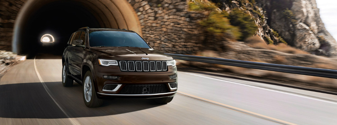 2017 Jeep Grand Cherokee 4x4 Earns 5-Star Overall Safety Rating
