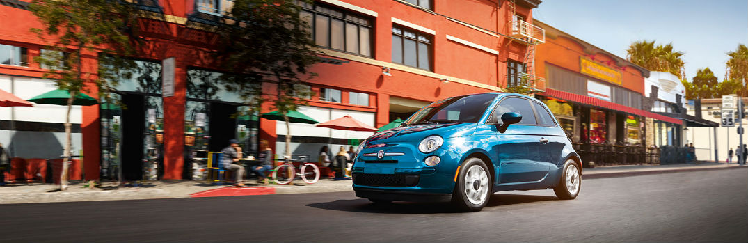 What does Fiat 500 sport mode do?