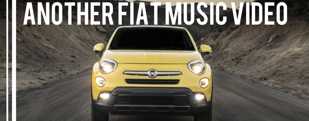 Crazy Fiat 500x Music Video
