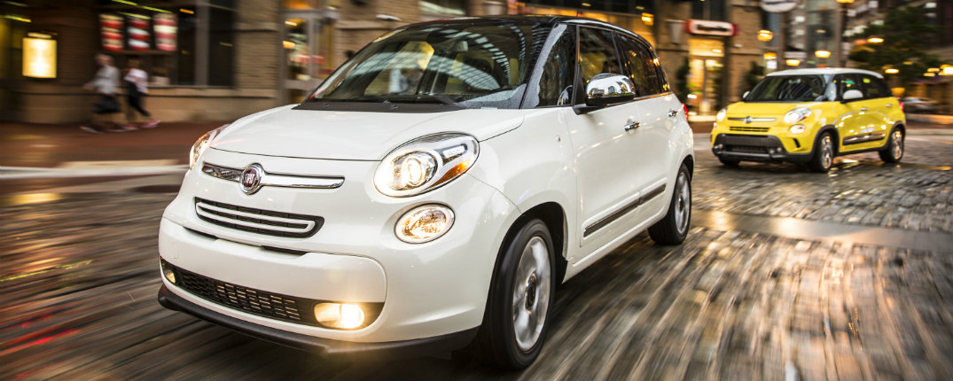 2015 Fiat 500 City Car Ratings
