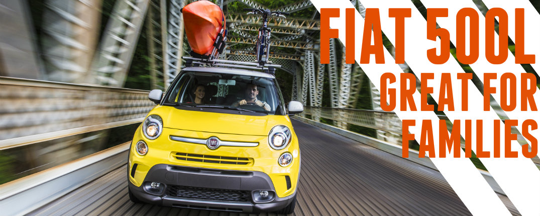 2016 Fiat 500L Good Family Vehicle WI