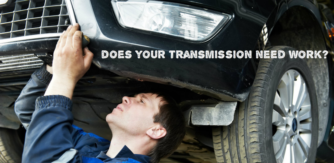 Transmission Mechanic
