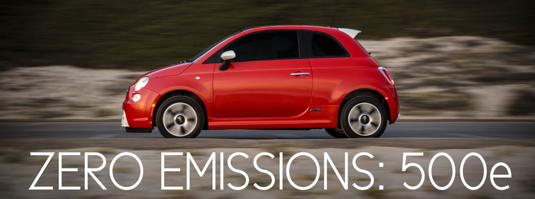 2017 fiat 500e Fuel Economy and Range