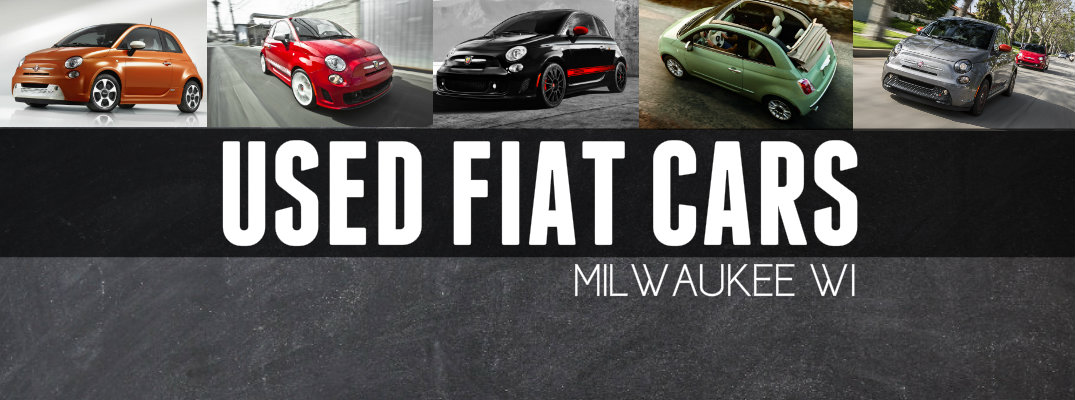 Used Fiat for Sale Milwaukee WI