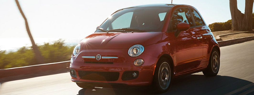All-new appearance packages for 2017 Fiat 500
