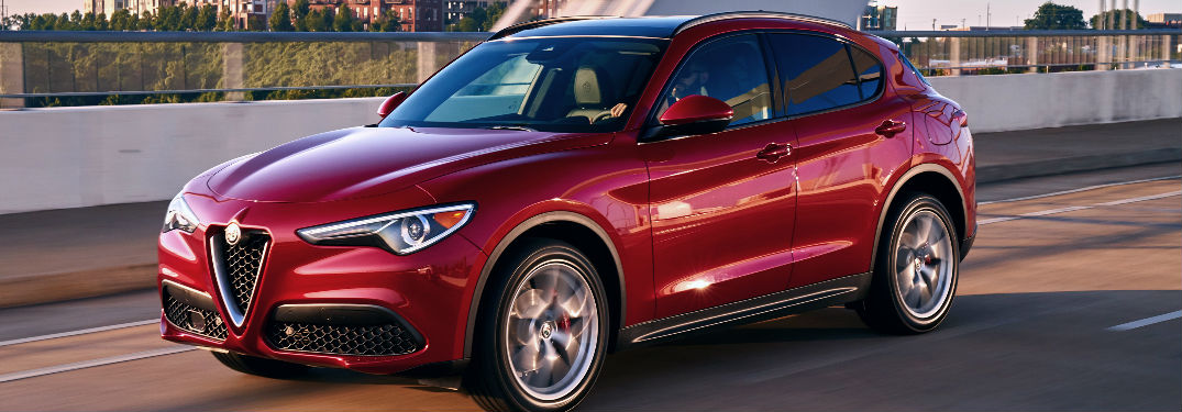 How much room is in the 2018 Stelvio?