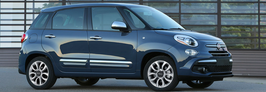 What kind of technology is in the 2018 Fiat 500L?