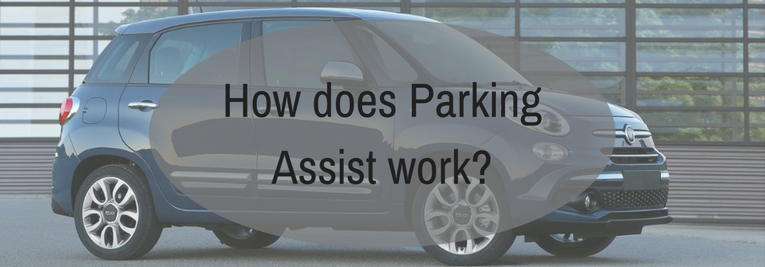 How does Parking Assist work?