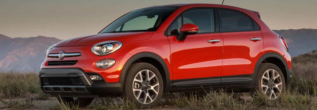 Check out the Fiat 500X!