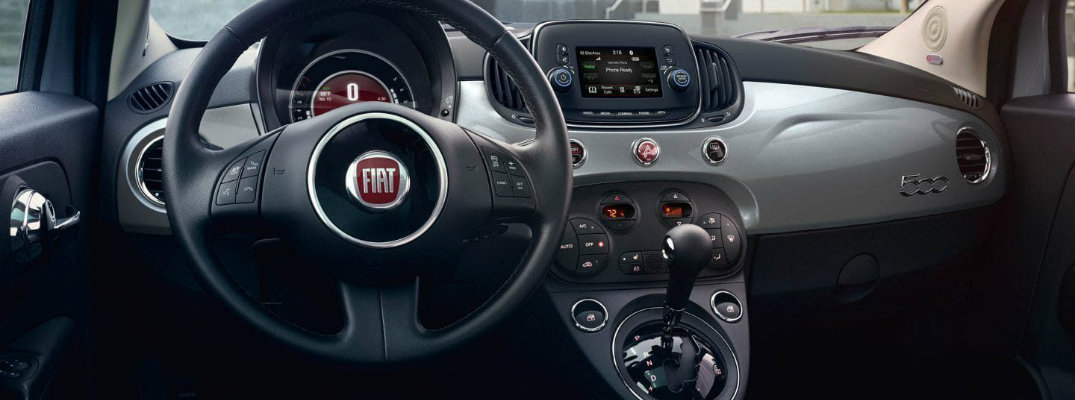 What are the Differences Between the Fiat 500 Models?