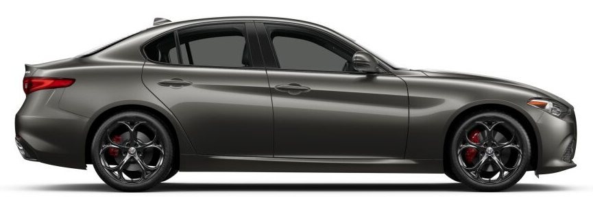 2019 Alfa Romeo Giulia Color Options