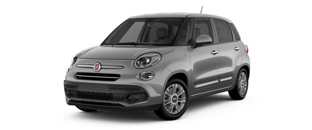 2019 Fiat 500L Pop Graphite Metallic