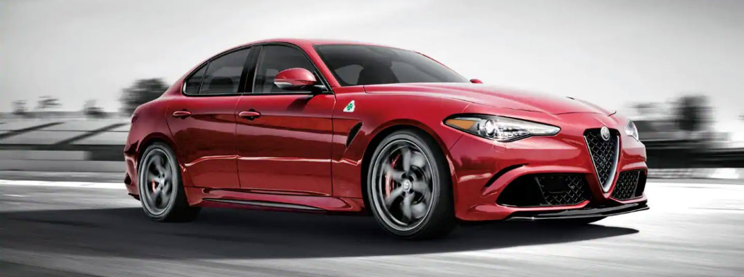 How is the 2019 Alfa Romeo Giulia Different from its Quadrifoglio Trim?