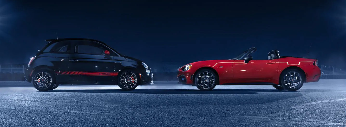 What are the Differences Between the Fiat Abarth Models?