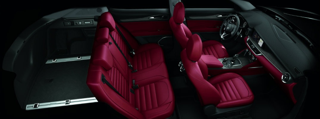 How Much Space is in Each Alfa Romeo Model?