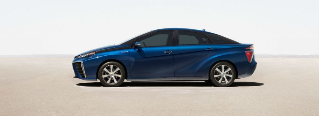 2016 toyota mirai price and fuel economy. Black Bedroom Furniture Sets. Home Design Ideas