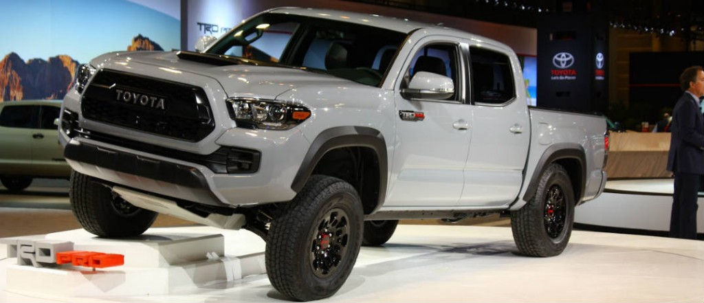 2017 toyota tacoma trd pro off road capability. Black Bedroom Furniture Sets. Home Design Ideas